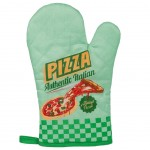 Pizza Authentic Italian Oven Mitt