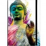 Buddha small Notebook Model 2