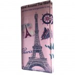 Paris Pink Companion wallet