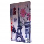 Paris Grey Companion wallet