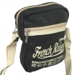 French Riviera Small bag - Black