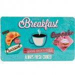 Best Breakfast Cutting board 23 x 14 cm