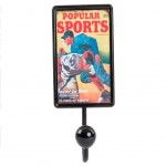 Metal hook support - Popular Sports