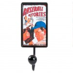 Metal hook support - Baseball Stories