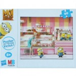 Despicable me, the minions with Lucy puzzle 60 pieces