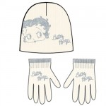 Betty Boop Cap - Glove Set for child