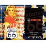 US Route 66 picture frame