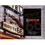 US Route 66 photo frame