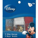 Mickey Mouse Pack of 3 briefs