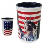 NY Statue of Liberty Pot cookware Cbkreation