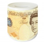 10 Pounds money box by Cbkreation