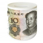 Yuan money box by Cbkreation