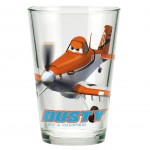 Disney Planes fruit juice glasses