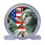 USA alarm clock by Cbkreation