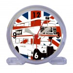 UK alarm clock by Cbkreation
