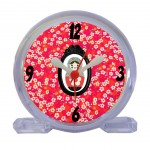Russian doll alarm clock by Cbkreation