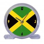 Jamaican by Cbkreation alarm clock