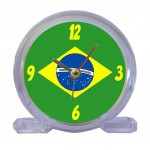 Brazil alarm clock by Cbkreation