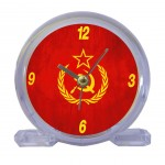 CCCP alarm clock by Cbkreation