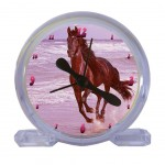 Horse alarm clock by Cbkreation