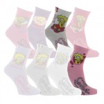 Simpsons 2 Pairs of socks size 27-30