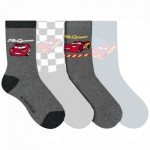 Cars 2 pairs of socks size 19-22