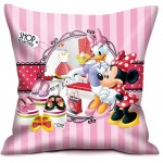 Minnie Mouse pink cushion