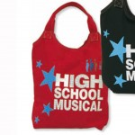 High School Musical  Red shopping bag