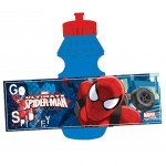 Spiderman sports bottle