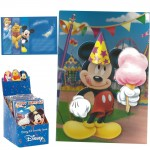 Mickey Birthday Card with envelope