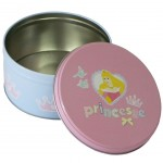 Disney Princess metal box