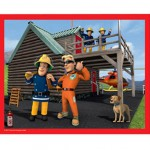Fireman Sam 45 pieces puzzle
