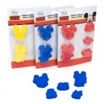 Mickey 5 Small flexible molds BLUE MODEL