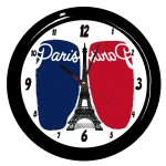 Paris clock by Cbk