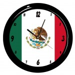 Mexique clock by Cbk