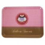 Vichy Little tray