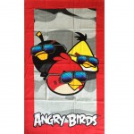 Angry Birds Under the Sun Beach Towel