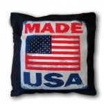 Made USA black Cushion
