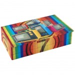 Multicolour box