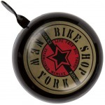 Metal Ding Dong Bell for Bike - Black