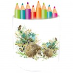 Hedgehog Pencil Pot Cbkreation