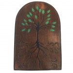Wooden wall decoration Tree of Life 29 cm
