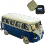 Magnet blue Combi Volkswagen collection