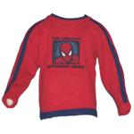 Spiderman Red sweater