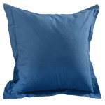 Pillow case 65 x 65 cm - Blue Jean