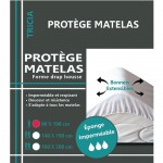Protects plastic mattress 90 x 190 cm
