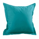 Pillow case 65 x 65 cm - Green Blue