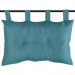 Headrest cushion Blue  45 x 70 cm