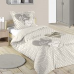 Lyna Naturel Bedclothes 140 x 200 cm
