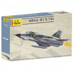 Model to assemble and paint Mirage III E/R/5 BA